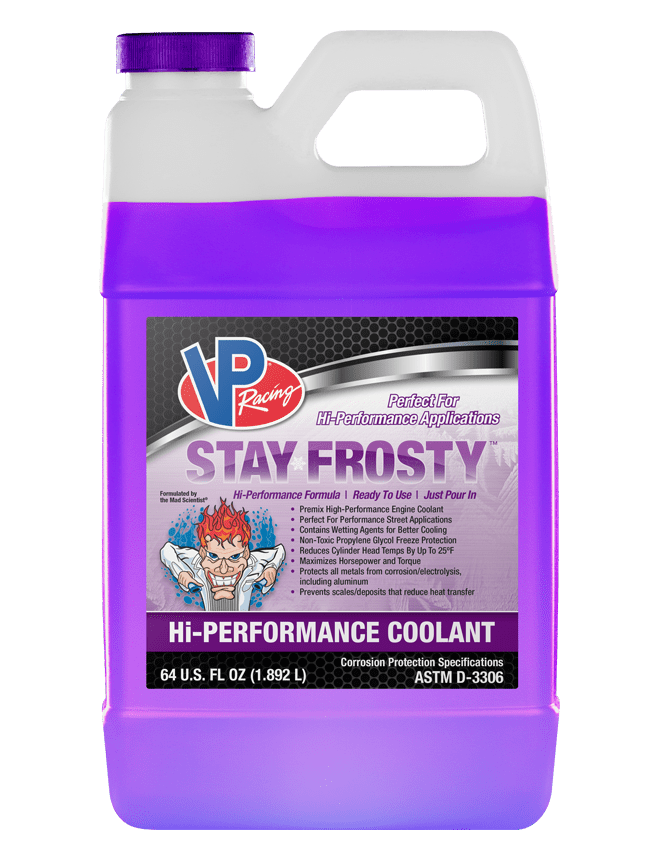 VP Racing - Stay Frosty Performance coolant 1.9L