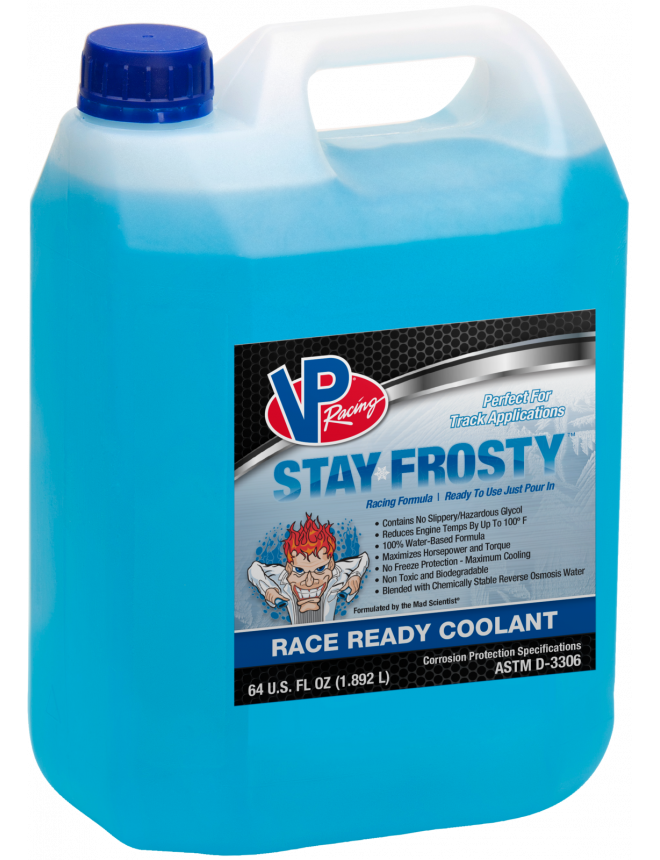 VP Racing - Stay Frosty RACE coolant 1.9L