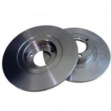 GT2i Group N brake disks Opel Astra J Rear 292x12 - image #