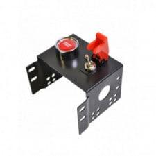 Console centrale GT2i bouton démarrage + interrupteur rouge - image #