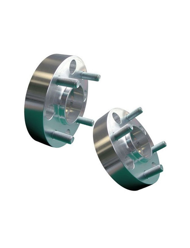 GT2I dual bolt wheel spacers 30mm 6x135 Ford 87mm (pair)