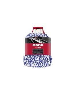 Motul cotton chenille wash mitt (unit)