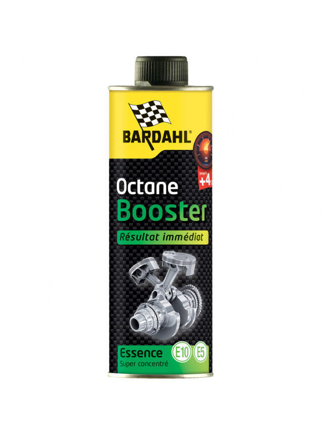 BARDAHL Octane Booster Treatment / Additive 500 ml