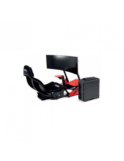 Cockpit Sparco Evolve GP + écran + PC +c lavier