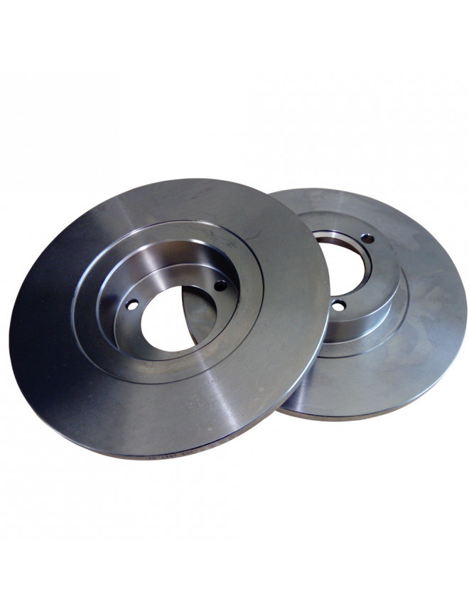 Disques de frein GT2i Groupe N Ford Fiesta VII Arrière 253x12mm