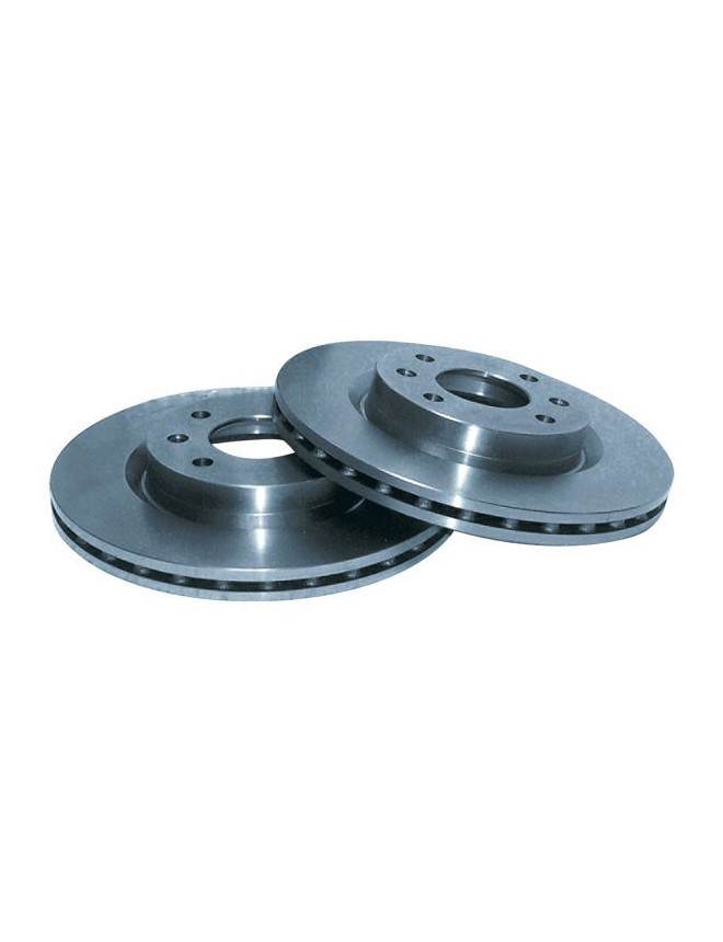 Disques de frein GT2I groupe N Avant VW Crafter 2,0 Tdi 303x28x70,5 5T