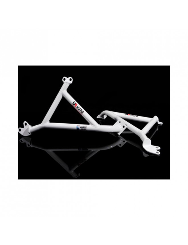 Supports d'ailes Mitsubishi Lancer 96-99  3 points