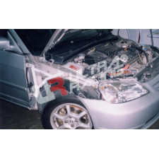 Supports d'ailes Honda Civic 01-05 2D 1.7  3 points - image #