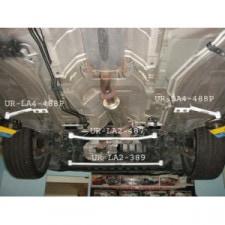 Barre de liaison inférieure Avant Honda Accord 03-08 4D 2 points - image #