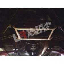 Rinforzo in H/ barra di struttura anteriore Nissan S13 89-94 4 punti - image #