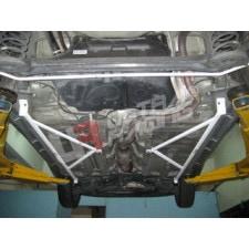 Collega inferiore mediana laterale e posteriore Toyota Yaris HB 05+  2x3 punti - image #