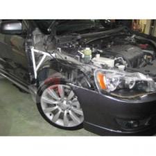 Supports d'ailes Mitsubishi Lancer 07+ /Sportback - image #
