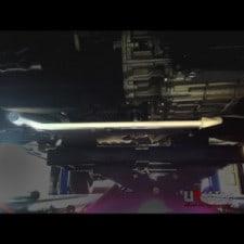 Renfort en H/ barre de cadre Avant Volkswagen Tiguan 07+  2 points - image #