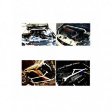 Collega inferiore mediana laterale e posteriore Alfa Romeo Mito 08+  2x3 punti - image #