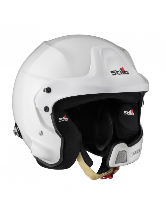 Casco Stilo WRC DES Rally interiore nero SA15