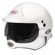 Bell MAG-10 Rally Pro helmet Hans FIA 8859/SA2020