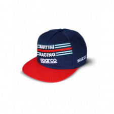 Casquette visière plate Sparco Martini Racing - image #