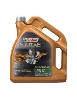 Olio Motore Castrol Edge Supercar 10W60 5L