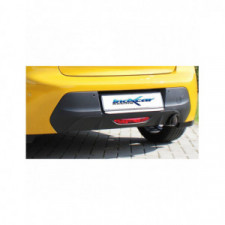 Silencieux INOXCAR Peugeot 208 1,2 101cv 2019 sortie 90mm Racing - image #