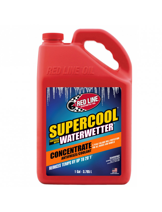 REDLINE COOLANT SUPERCOOL Concentrate