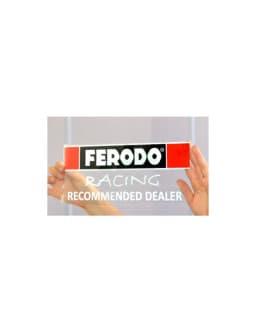 Sticker Ferodo Racing pour vitre