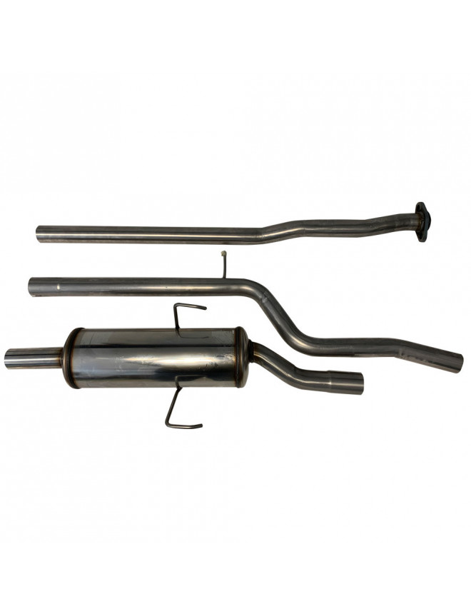 Stainless Steel Group N Citroën Saxo 1.6 16S