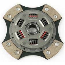 Disque embrayage métal fritté amorti HELIX Alfa Mito 1,4 Turbo 215mm 08- - image #
