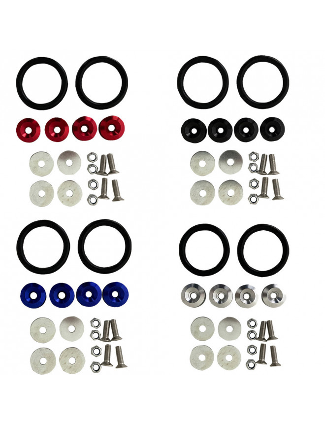 Quick Release type fasteners