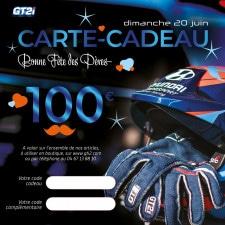 Carta regalo personalizzata 100 euro - image #