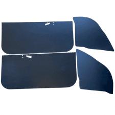 Jeu 4 panneaux de porte PVC Peugeot 206 - image #