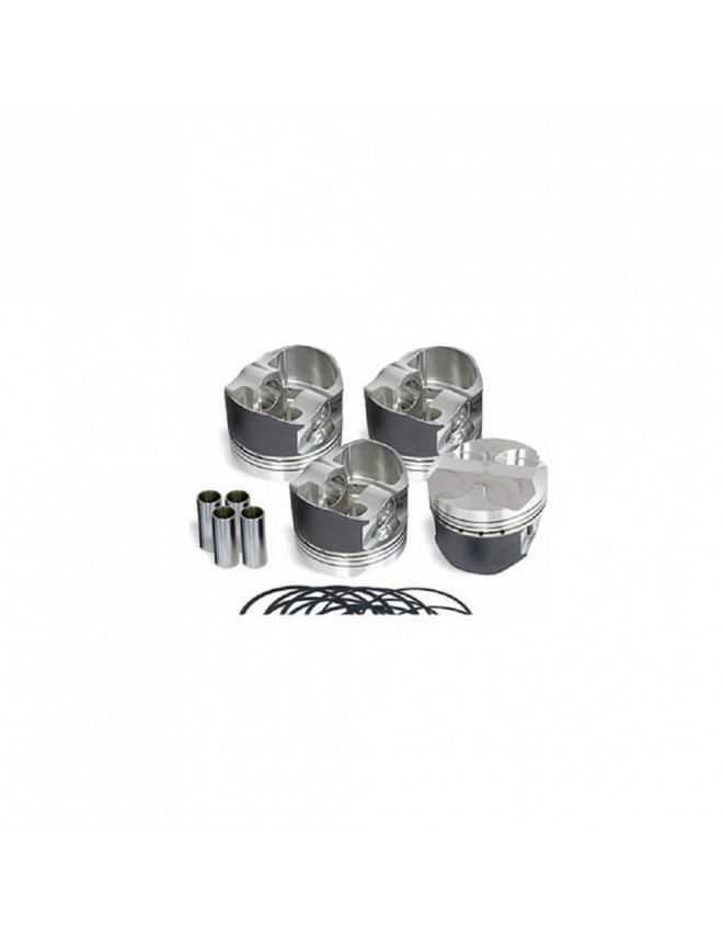 Wössner forged piston kit for Renault Clio RS 2006-2008 82.7mm