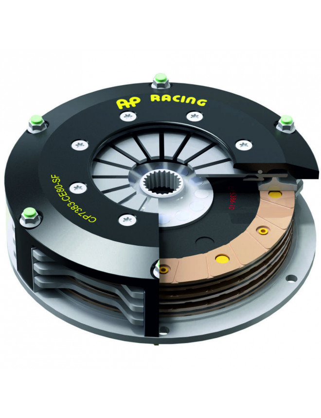 AP Racing triple plate clutch cover 184mm CP7383