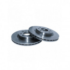 GT2i Group N brake discs Ford Transit Connect Rear 278x11mm - image #