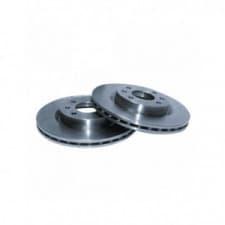 GT2i Group N brake discs Mercedes ClasM Front 303x26mm - image #
