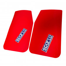 Sparco mud flaps 30x50cm Thickness 1.5mm
