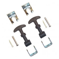 Rubber Lockout Key Pin OMP Small type