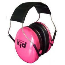 Casque Anti-Bruit Peltor Enfant Peltor KID Rose Protection Auditive