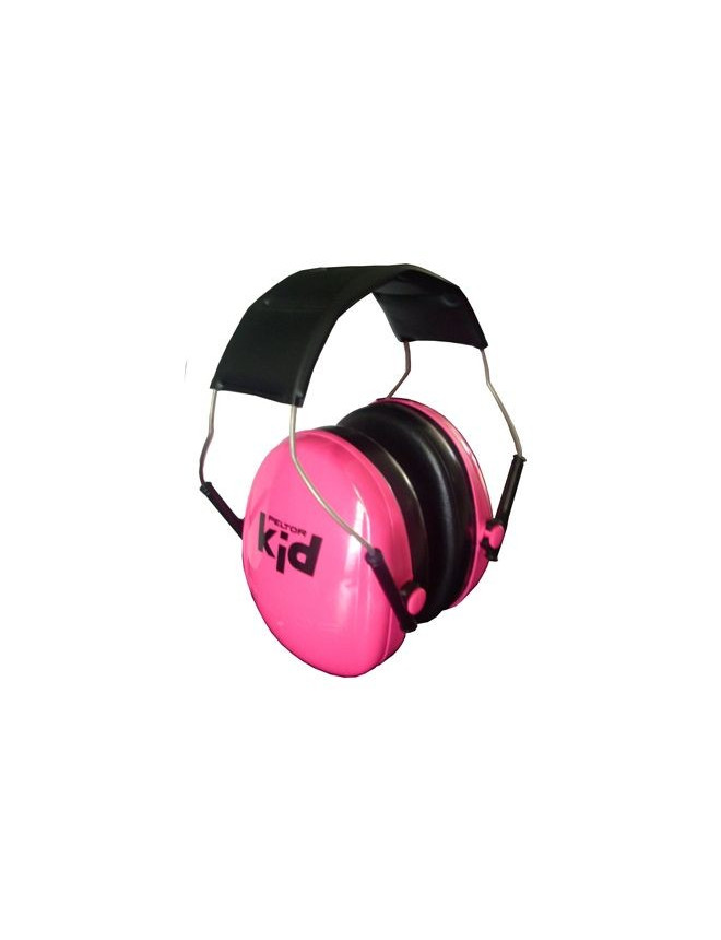 Peltor Child Noise-cancelling Headphones  KID Pink Earmuffs