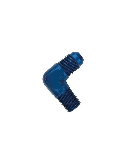 Adaptateur Goodridge 90° 9/16X18 - 1/4X18C NPT