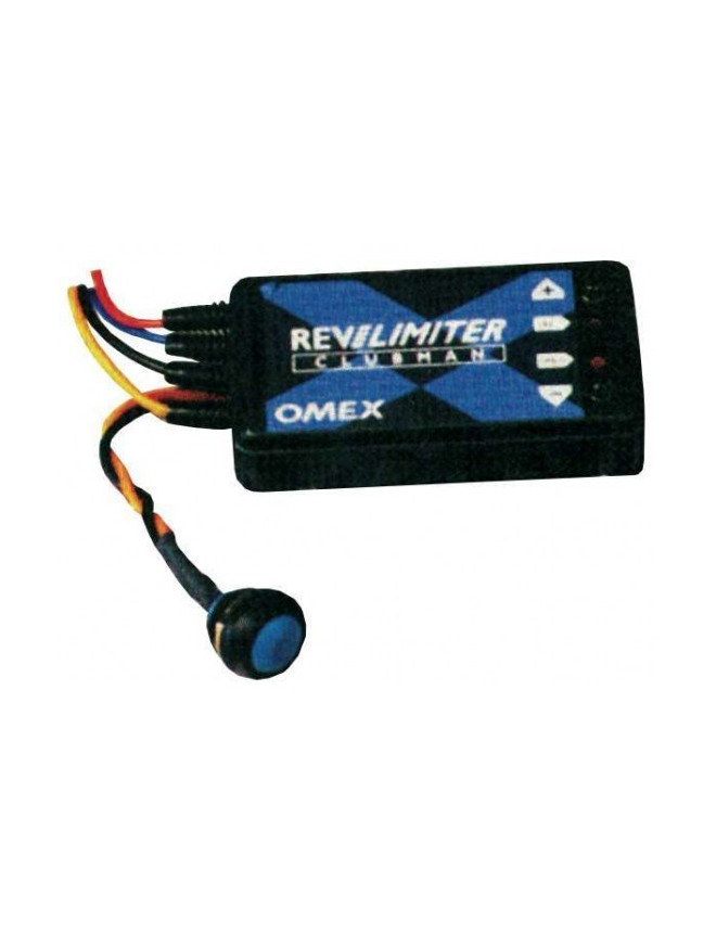 Omex Revolutions Limiter Clubman Rev Limiter + Launch Control