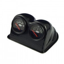 2 Revotec Gages Bracket Look Carbon