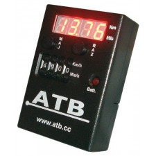 Electronic Average Table Calculation Assistant Distance ATB Tripmeter