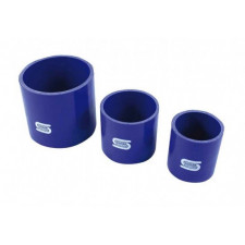 Silicon Hoses Silicone Coupler 51mm Length 75mm Blue