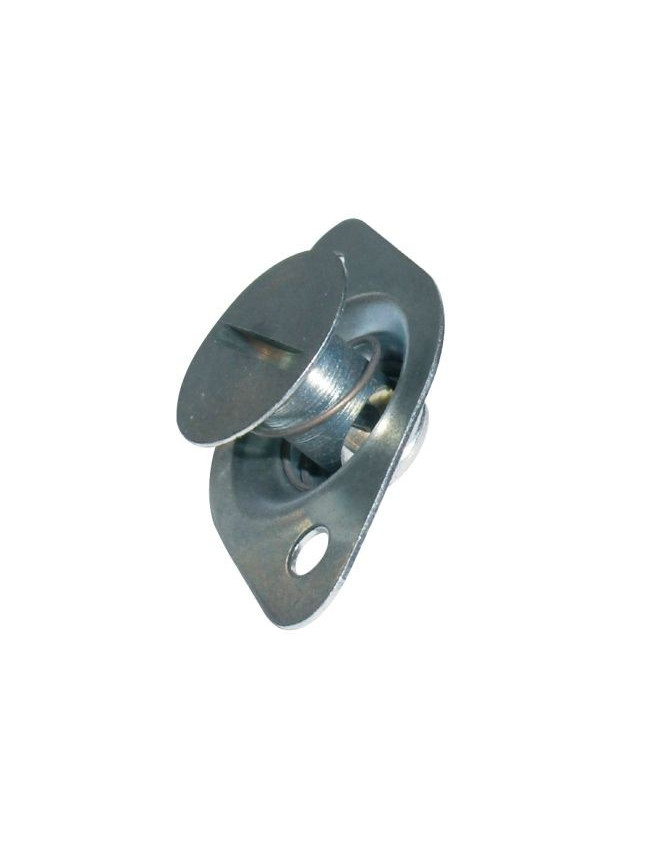 DZUS Fixing / Fastening Total Lenght 17mm  Thickness 5,7 - 7mm Small model