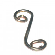 Hook for DZUS Fixing / Fastening Small model EHF5 Serie 5