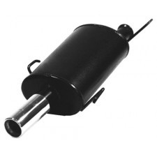 Rear Exhaust / Muffler Peugeot 306 S16 Round outlet