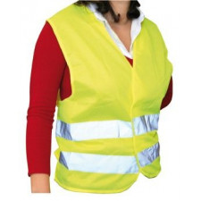 Yellow Safety Vest EEC Approved