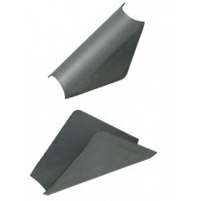 OMP Rollbar Gusset in Reinforced Steel Thickness 1.5 mm Angle 100°