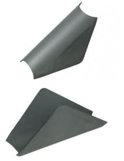 Gousset Arceau GT2I Acier Renforcé Epaisseur 1.5 mm Angle 100°