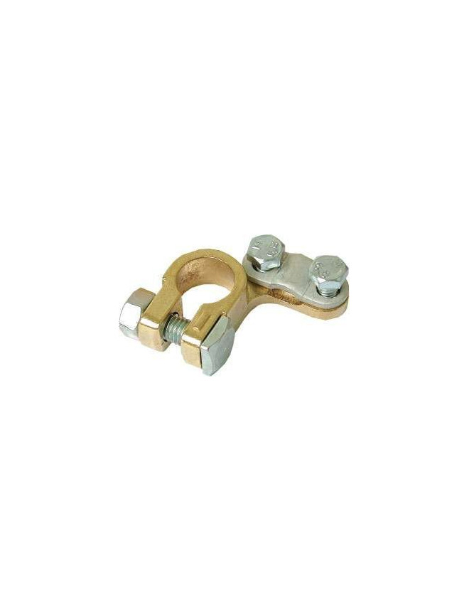 Terminal for Battery with Offset Fixing Terminal -